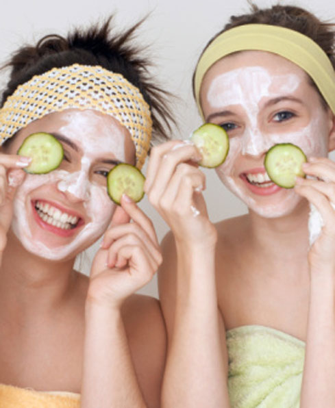 Skin care for teen topic