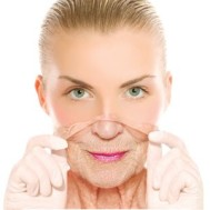 Aged skin